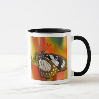 Mug Sammamish, Washington. Papillons tropicaux 42