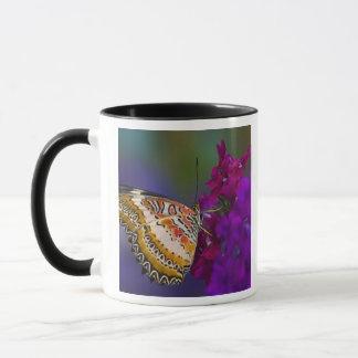 Mug Sammamish, Washington. Papillons tropicaux 64