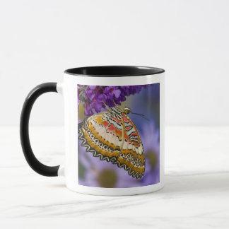 Mug Sammamish, Washington. Papillons tropicaux 65