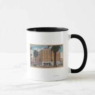 Mug San Jose, CA - hôtel Sainte Claire
