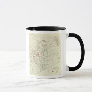 Mug Santa Rosa, parties détruites par tremblement de