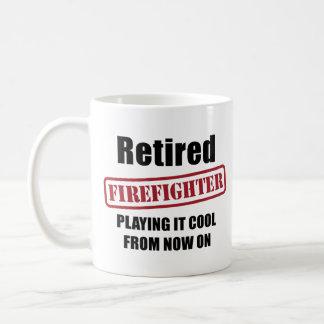 Mug Sapeur-pompier retraité