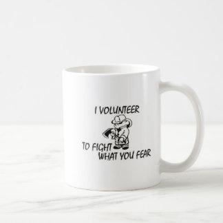 Mug Sapeur-pompier volontaire