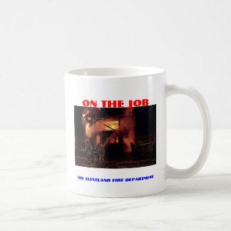 Mug SAPEURS-POMPIERS de 071506-4BCM CLEVELAND SUR Le