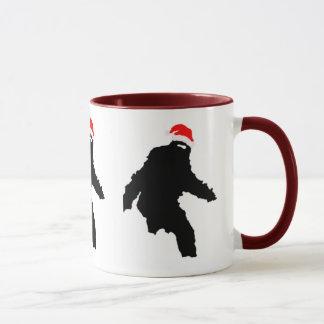 Mug Sasquatch Claus