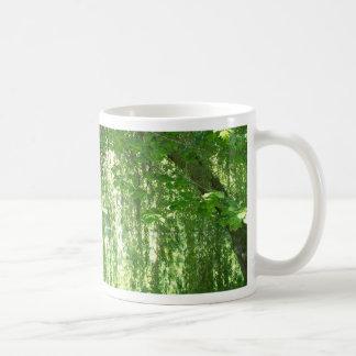 Mug Saules pleurants avec l'étang