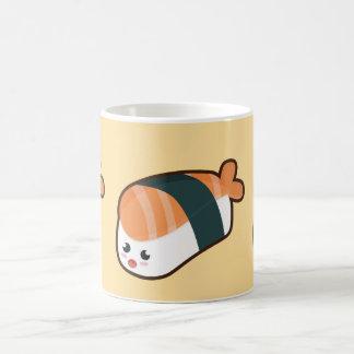 Mug Saumon de nigiri de Kawaii