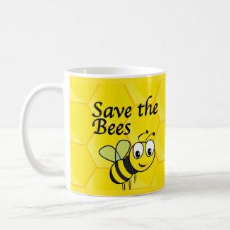 Mug Sauvez les abeilles