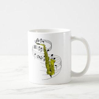 Mug Saxophone