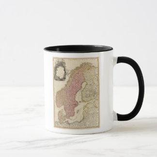Mug Scandia, Scandinavie