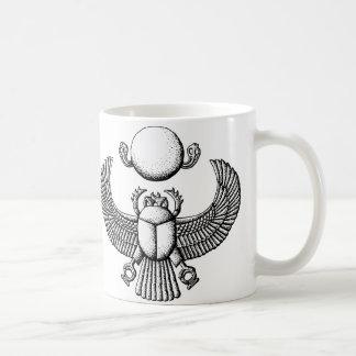 Mug scarabée