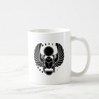 Mug Scarabée antique sacré d'Egyptien