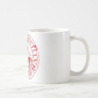 Mug Sceau Templier rouge