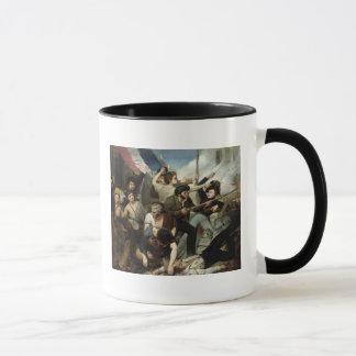 Mug Scène de la révolution 1830