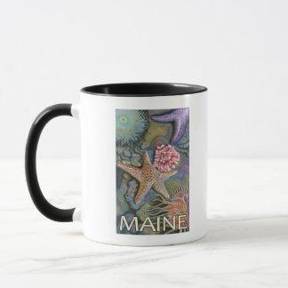 Mug Scène de MaineTidepool