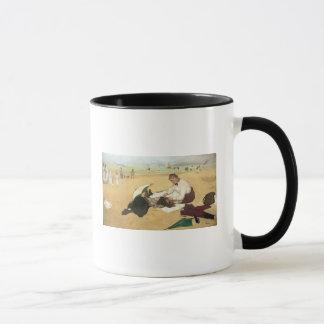 Mug Scène de plage d'Edgar Degas |