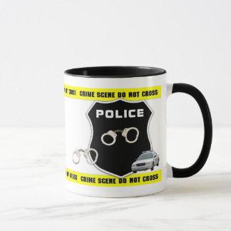 Mug Scène du crime