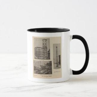 Mug Scènes, Tacoma, lavage