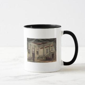 Mug Scénographie pour l'acte III
