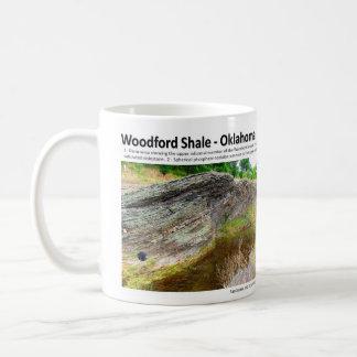 Mug Schiste XII de Woodford - caractérisation