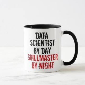 Mug Scientifique de données de Grillmaster