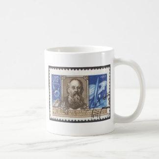 Mug Scientifique soviétique russe de Konstantin