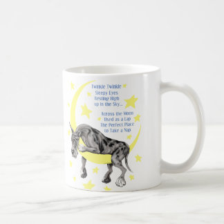Mug Scintillement de great dane Merle