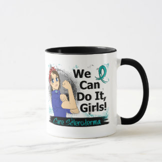 Mug Sclérodermie de l'Anime WCDI de Rosie