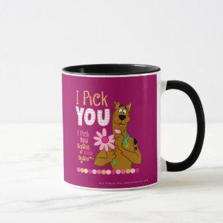 Mug Scooby Doo - je vous sélectionne