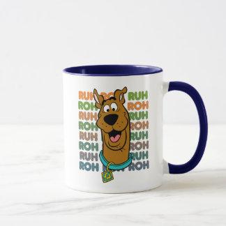 Mug Scooby-Doo Ruh Roh