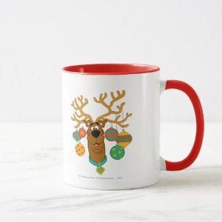 Mug Scooby le renne
