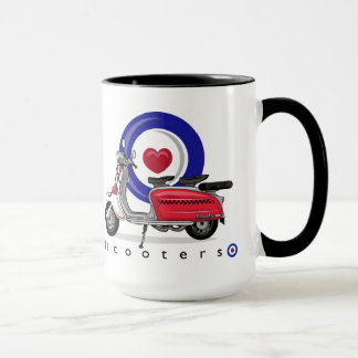 Mug Scooters d'amour
