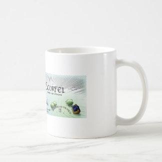 Mug Scorfel - dragon bleu