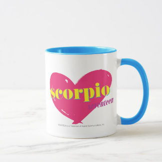 Mug Scorpion