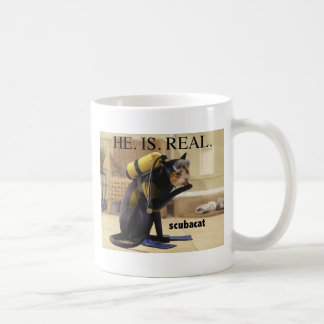 Mug scubacatREAL
