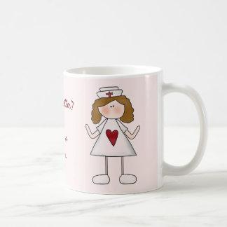 Mug Se sentir remercient mieux une infirmière