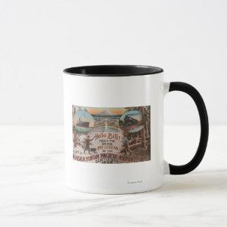 Mug Seattle, WAAD pour l'expo de l'Alaska le Yukon