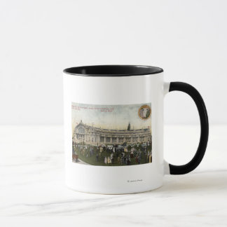 Mug Seattle, Washington - vue d'agricole