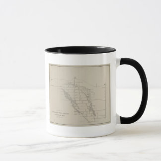 Mug Section verticale d'est et occidentale, nouvelle