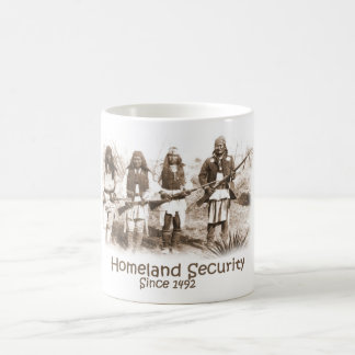 Mug Sécurité de patrie