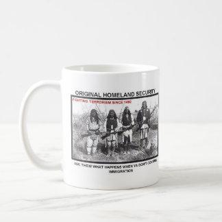 Mug Sécurité de patrie 1492