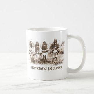Mug Sécurité de patrie Apache