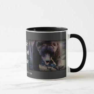 Mug Sécurité de patrie de l'Alaska