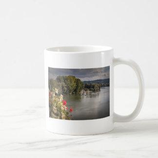 Mug Seine river, paris, France