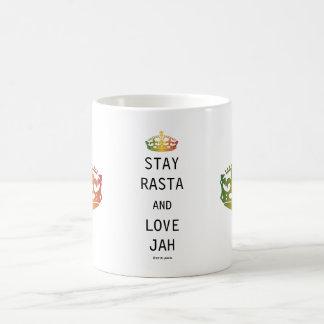 Mug Séjour Rasta et amour Jah