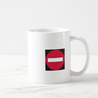 Mug sens interdit