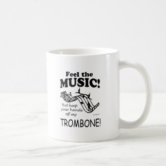 Mug Sensation de trombone la musique