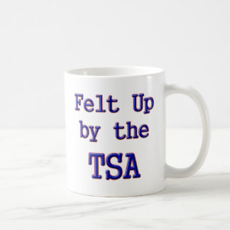 Mug Senti par le TSA