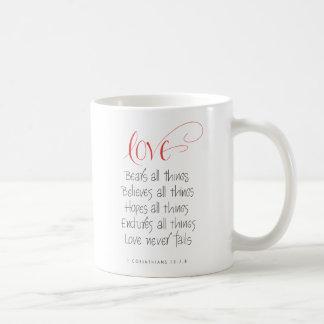 Mug Série 1 d'amour