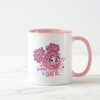 Mug Sesame Street | Abby Cadabby - étincelle et éclat
